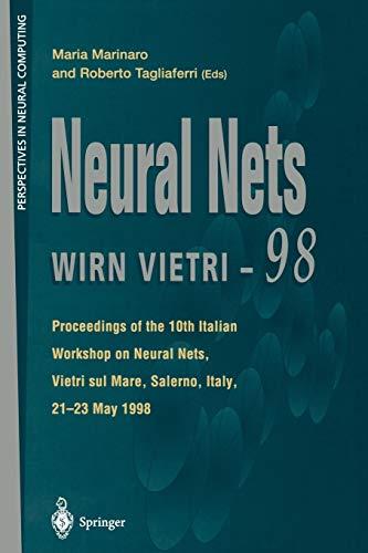 Neural Nets WIRN VIETRI-98 By Maria Marinaro
