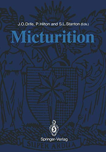 Micturition By James O. Drife