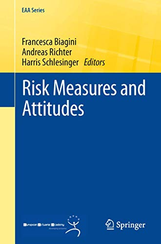 Risk Measures and Attitudes By Francesca Biagini