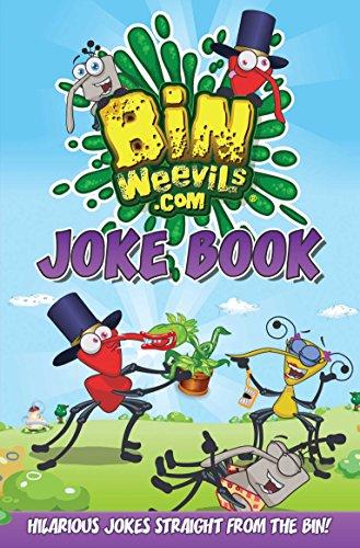Bin Weevils Joke Book By Macmillan
