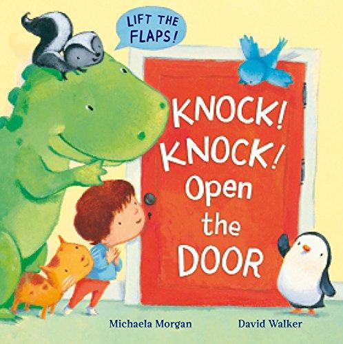 Knock! Knock! Open the Door By Michaela Morgan