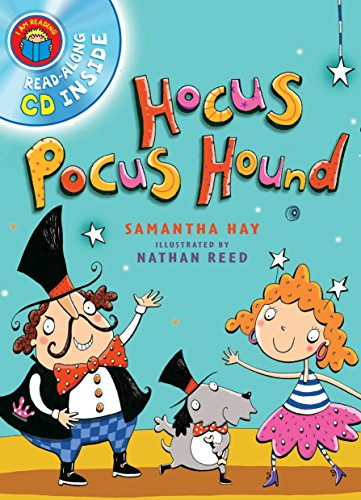 I Am Reading with CD: Hocus Pocus Hound (I Am Reading (Paperback)) by Samantha Hay