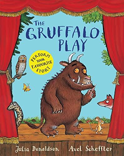 The Gruffalo Play von Julia Donaldson