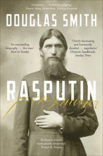 Rasputin von Douglas Smith