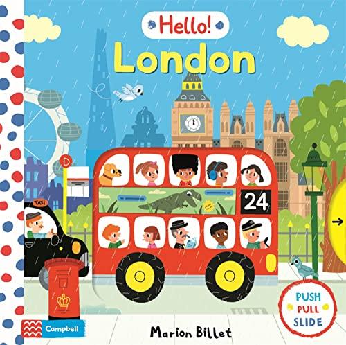 Hello! London von Marion Billet
