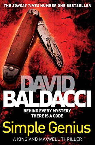Simple Genius (King and Maxwell) By David Baldacci