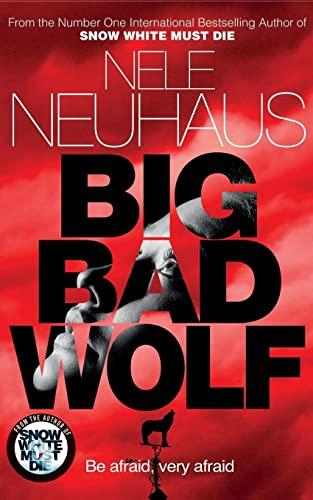 Big Bad Wolf (Bodenstein & Kirchoff series) By Nele Neuhaus