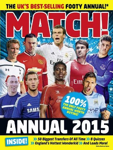 Match Annual 2015 By Match