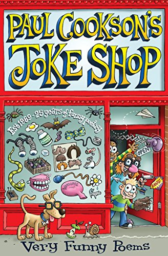 Paul Cookson's Joke Shop By Paul Cookson