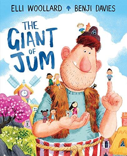 The Giant of Jum By Elli Woollard