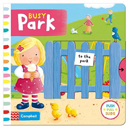Busy Park By Rebecca Finn
