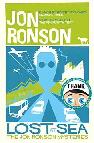 Lost at Sea von Jon Ronson