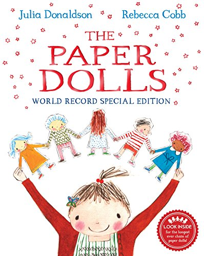 The Paper Dolls World Record Edition By Julia Donaldson