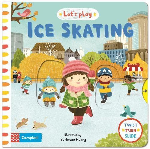 Let's Play Ice Skating By Yu-hsuan Huang