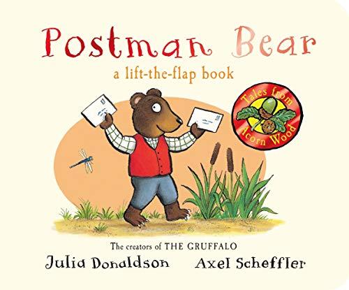Tales from Acorn Wood: Postman Bear by Julia Donaldson