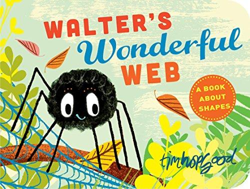 Walter's Wonderful Web By Tim Hopgood