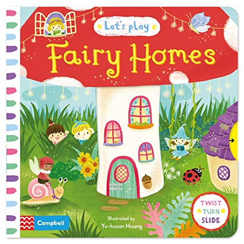 Let's Play Fairy Homes By Yu-hsuan Huang