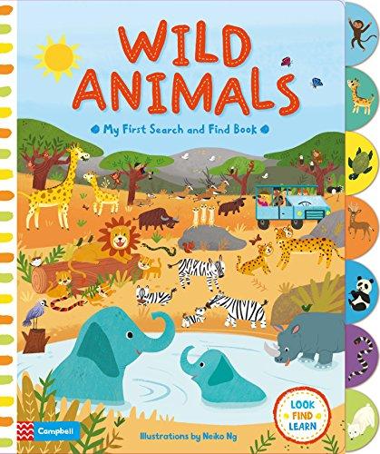 Wild Animals By Neiko Ng