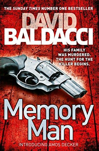 Memory Man (Amos Decker series) By David Baldacci