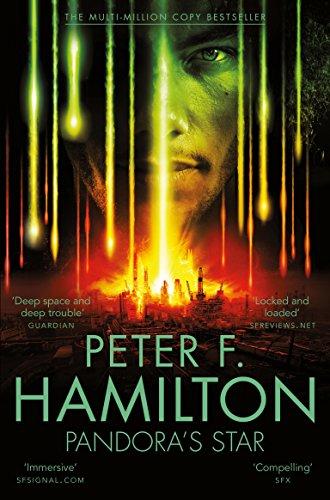 Pandora's Star (Commonwealth Saga) By Peter F. Hamilton
