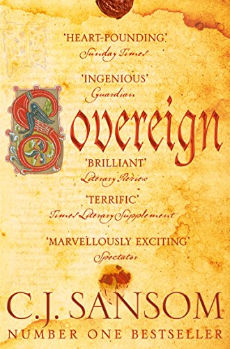 Sovereign (The Shardlake series) By C. J. Sansom