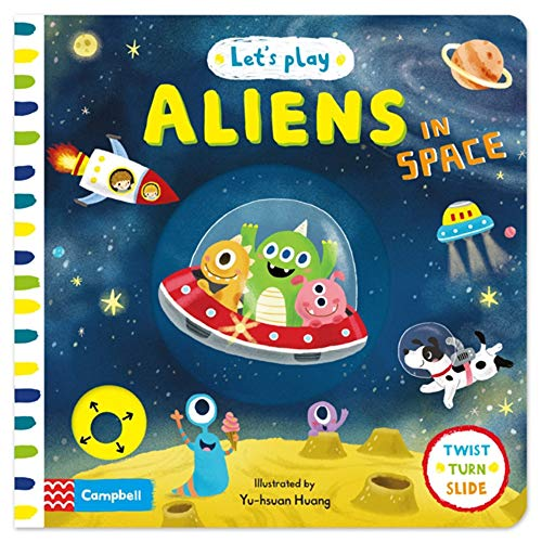 Let's Play Aliens in Space By Yu-hsuan Huang