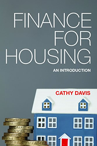 Finance for Housing By Cathy Davis