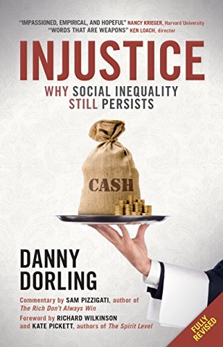 Injustice By Danny Dorling