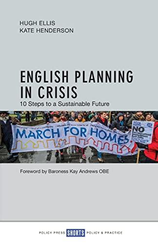 English planning in crisis By Hugh Ellis