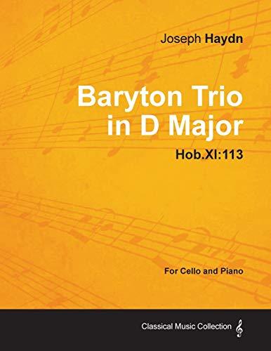 Baryton Trio in D Major Hob.XI By Joseph Haydn