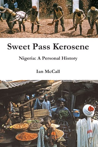 Sweet Pass Kerosene by Ian McCall (McCall Consultancy Services)