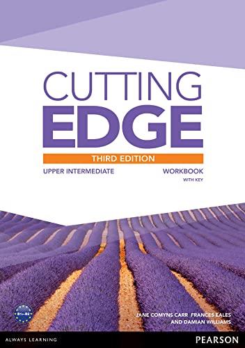 Cutting Edge 3rd Edition Upper Intermediate Workbook with Key By Sarah Cunningham
