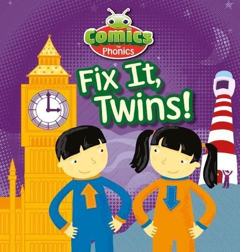 Twins Fix it By Janice Pimm