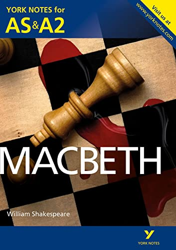 Macbeth: York Notes for AS & A2 by Alisdair Macrae