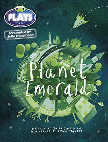 Julia Donaldson Plays Green/1B Planet Emerald 6-pack By Julia Donaldson