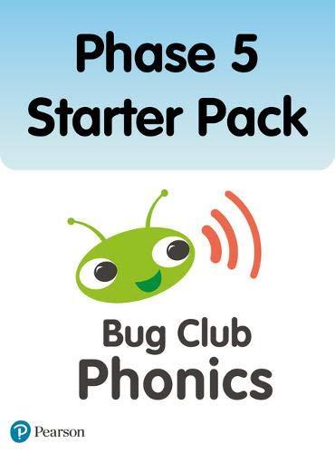 Bug Club Phonics Phase 5 Starter Pack (36 books) By Paul Shipton