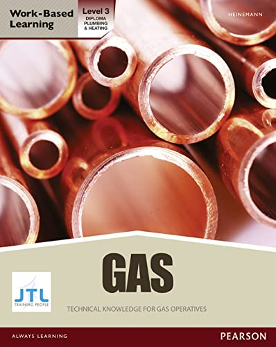 NVQ level 3 Diploma Gas Pathway Candidate handbook (Plumbing) By JTL Training
