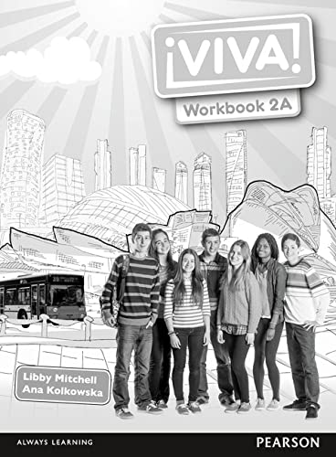Viva! 2 Workbook A (pack of 8) By Libby Mitchell