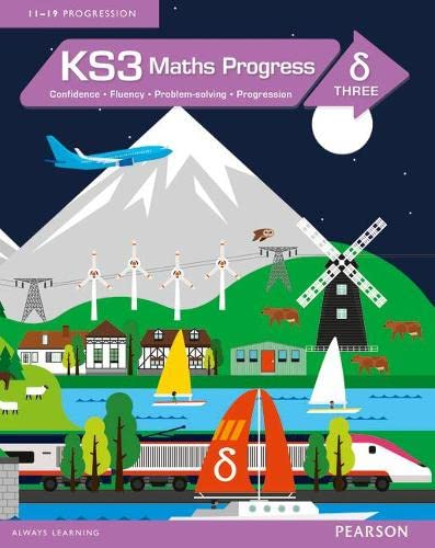 KS3 Maths Progress Student Book Delta 3