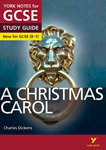 A Christmas Carol: York Notes for GCSE (9-1) by Lucy English