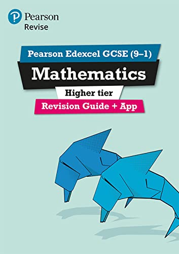 REVISE Edexcel GCSE (9-1) Mathematics Higher Revision Guide (with online edition): for the 2015 qualifications: Higher by Harry Smith