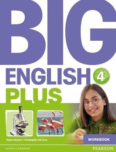 Big English Plus American Edition 4 Workbook By Mario Herrera