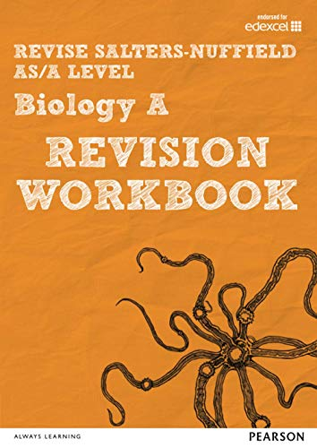 Revise Salters Nuffield AS/A level Biology Revision Workbook By Ann Skinner