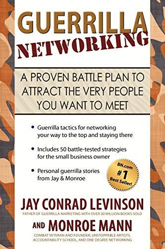 Guerrilla Networking By Jay Conrad Levinson