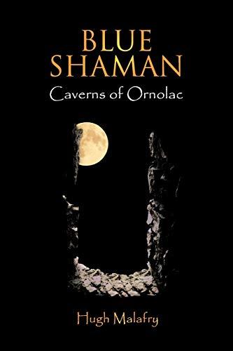 Blue Shaman By Hugh Malafry