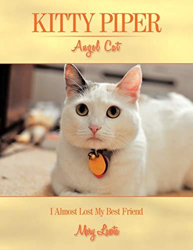 KITTY PIPER Angel Cat By Mary Lasota