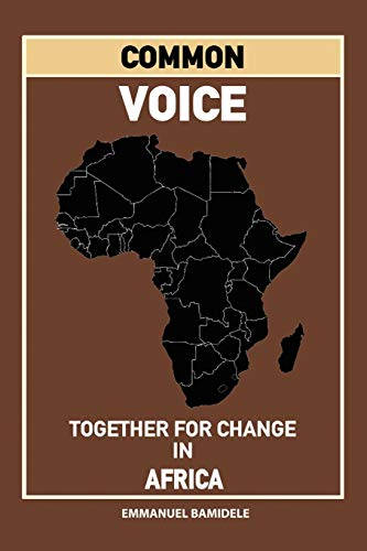 Common Voice By Emmanuel Bamidele