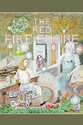 The Red Fire Engine By Timothy Jayne Sr.