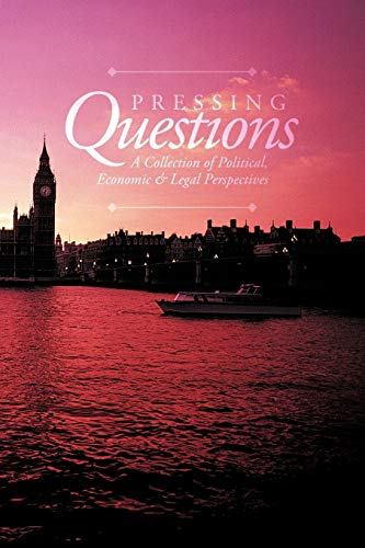 Pressing Questions By Great Dominion Publishing