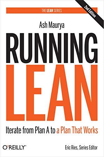 Running Lean By Ash Maurya